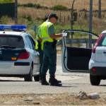Control Guardia Civil en verano