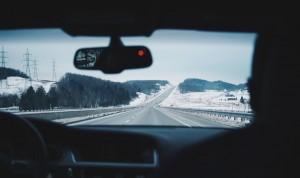 Conducir con frío